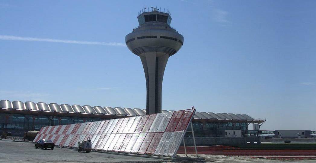 Mesh Type Jet Wake Barrier Iac Acoustics A S
